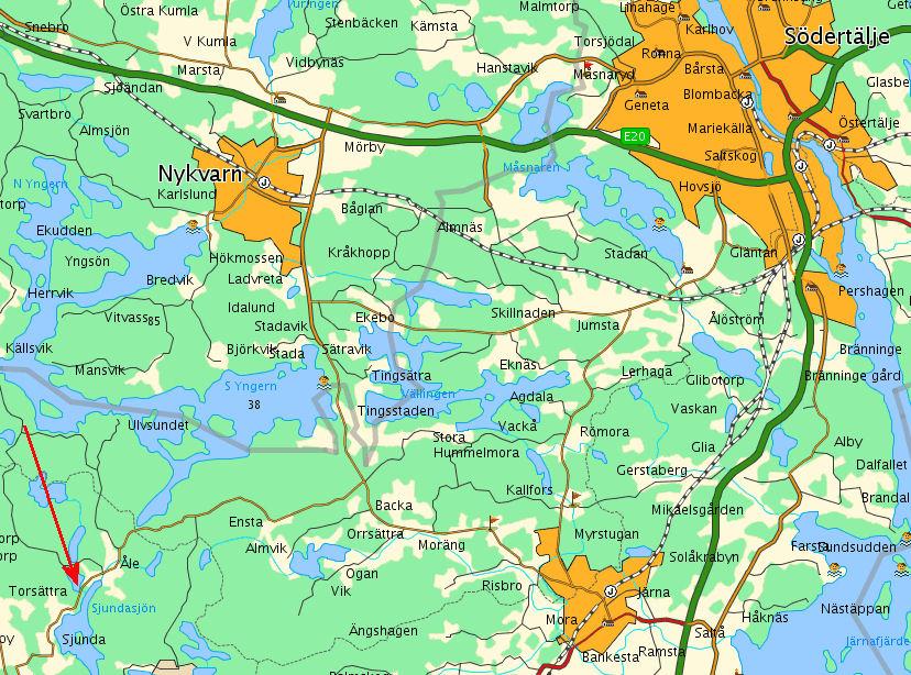 google maps stockholm